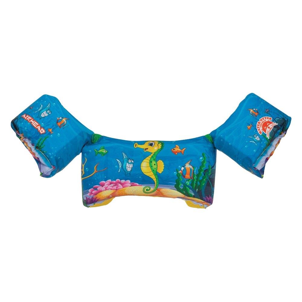 Airhead® 10000-02-202 - Water Otter Premium™ Seahorse Child Life Vest