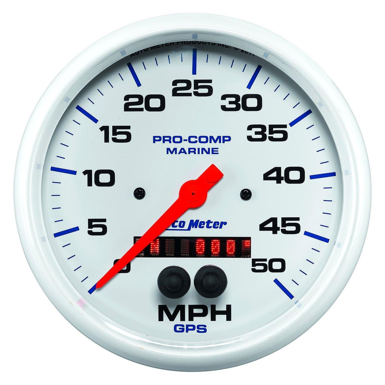 Auto Meter® 200644 - Marine 5