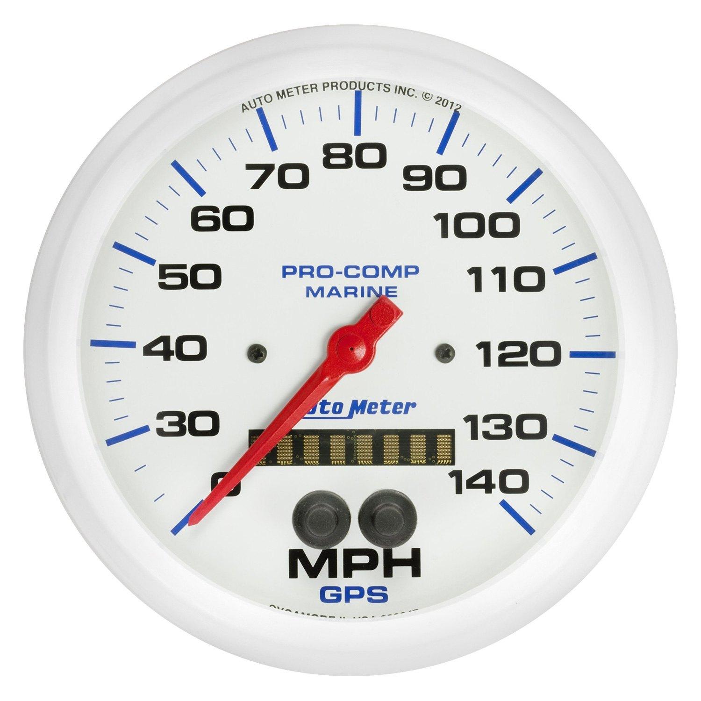 Auto Meter® 200647 - Marine 5