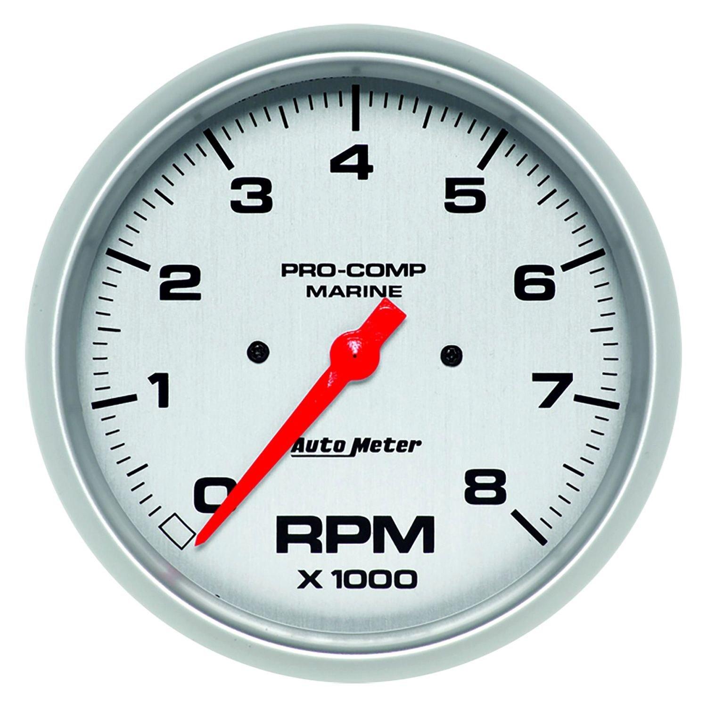 Auto Meter® 200797-33 - Marine 5\