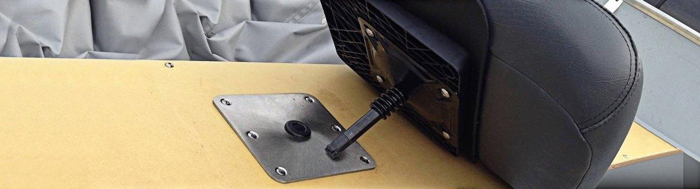 Boat Seat Mounts Hardware Slides Swivels Clamps