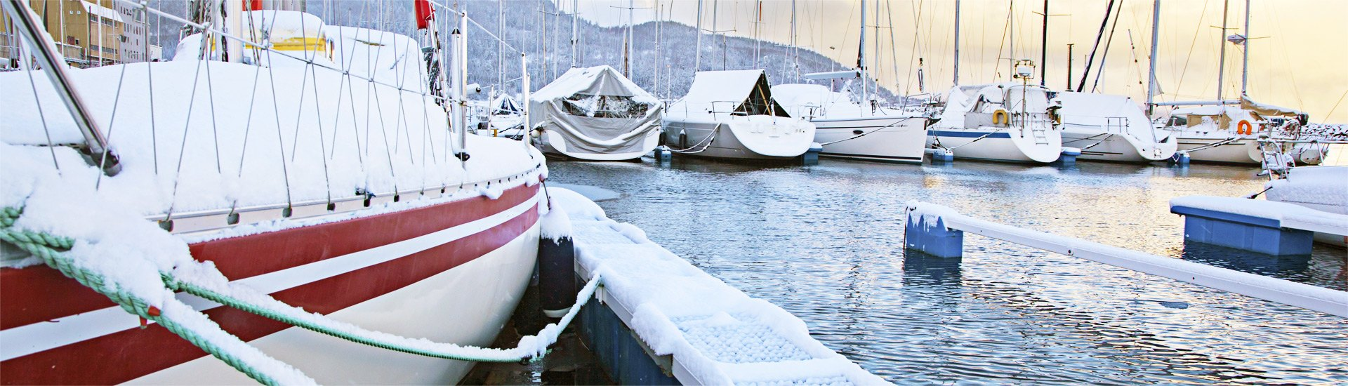 Boat Winterization | Stands, Antifreeze, Winter Covers