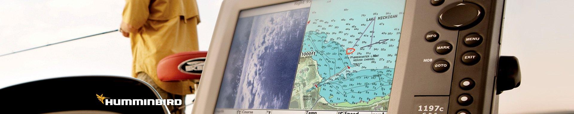 Humminbird™   Marine Fish Finders, Depth Finders, Cables