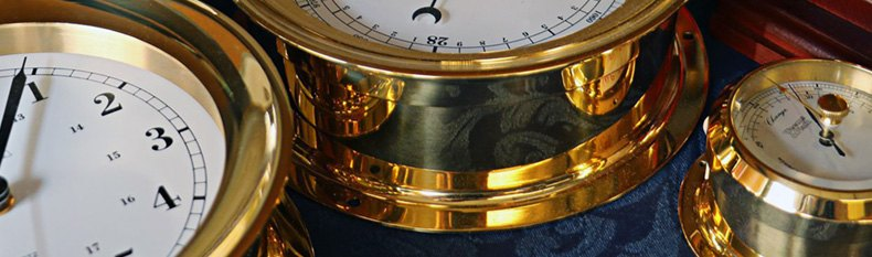 Weems and Plath 6 Brass Bell