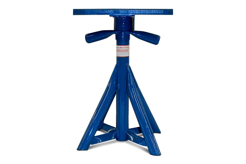 20,000 lbs Brownell Boat Stands BRS41 Boat Stern Rack for Storage and Wash Down SWL