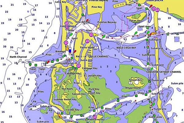 Garmin® 010-C1048-20 - BlueChart™ g3 Russian Inland Waterways microSD  Format Electronic Chart