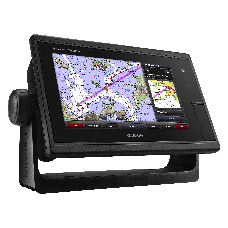 Garmin® - GPSMAP™ 7600 Series Fish Finder/Chartplotter with J1939 Connector