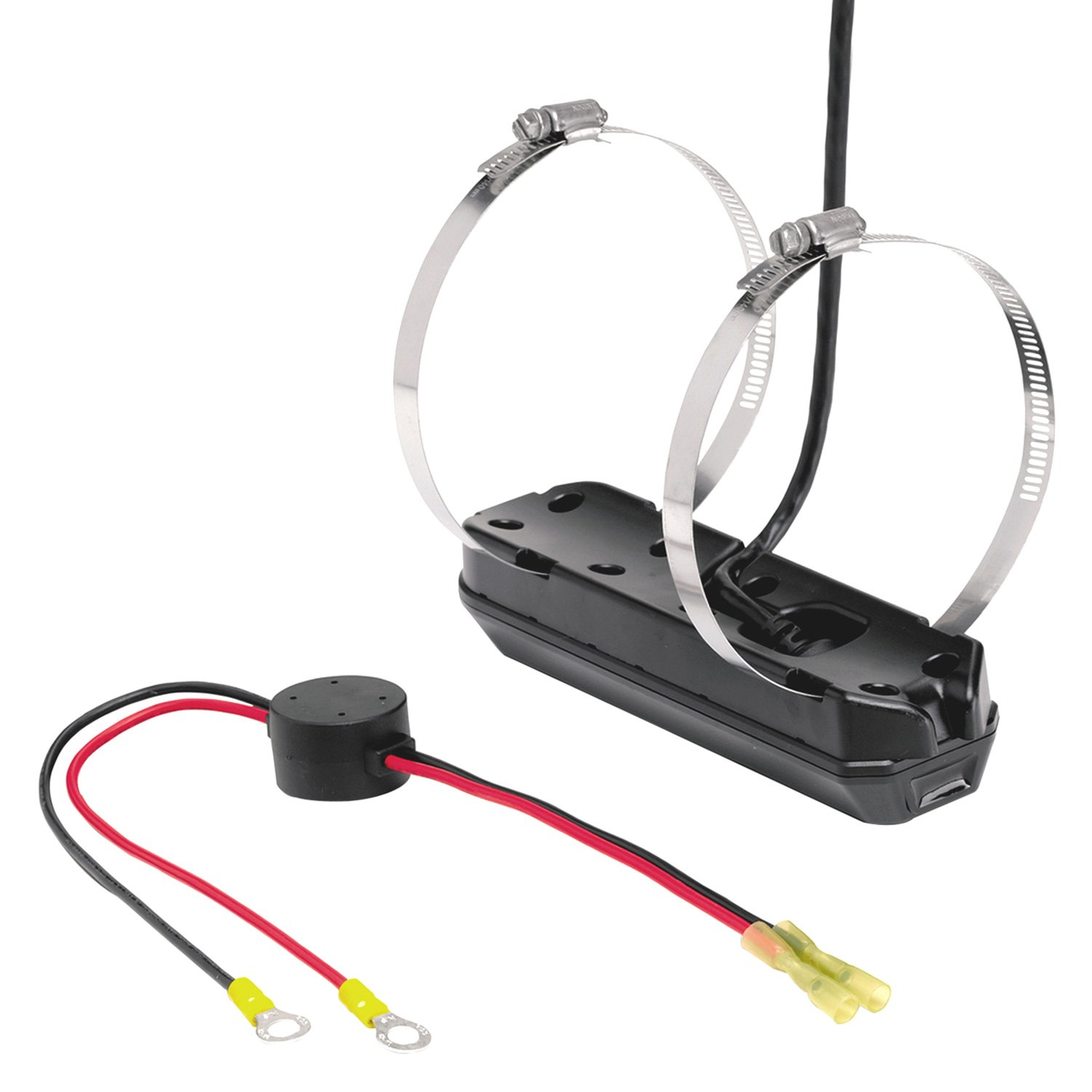 Humminbird® 710291-1 - MEGA Down Imaging+ XTM 14 HW MDI T Plastic Trolling  Motor Mount Transducer for Solix