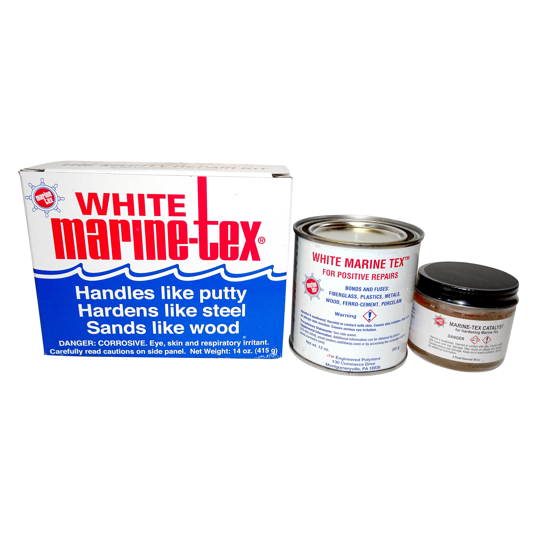 Marine Tex® 3015U - 2 5 lb White Epoxy Putty