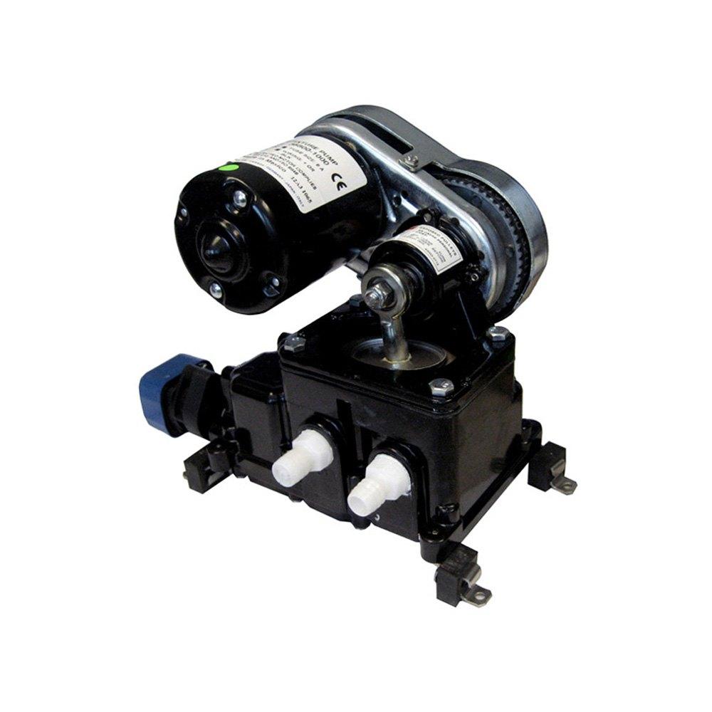 Jabsco® 36800-1000 - Parmax Belt Drive Water Pump 3 3 GPM 20/40 PSI