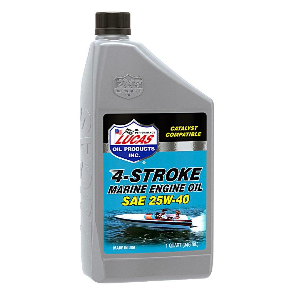 Lucas Oil 174 10693 Stern Drive 5 Gal 25w 40 Inboard