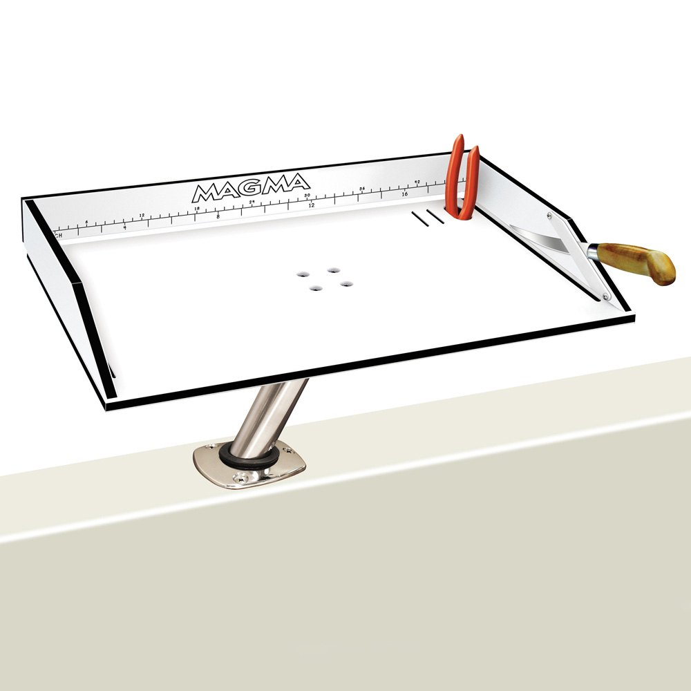 Magma 174 T10 312b 20 Quot X 12 3 4 Quot Rectangular Table Kit With