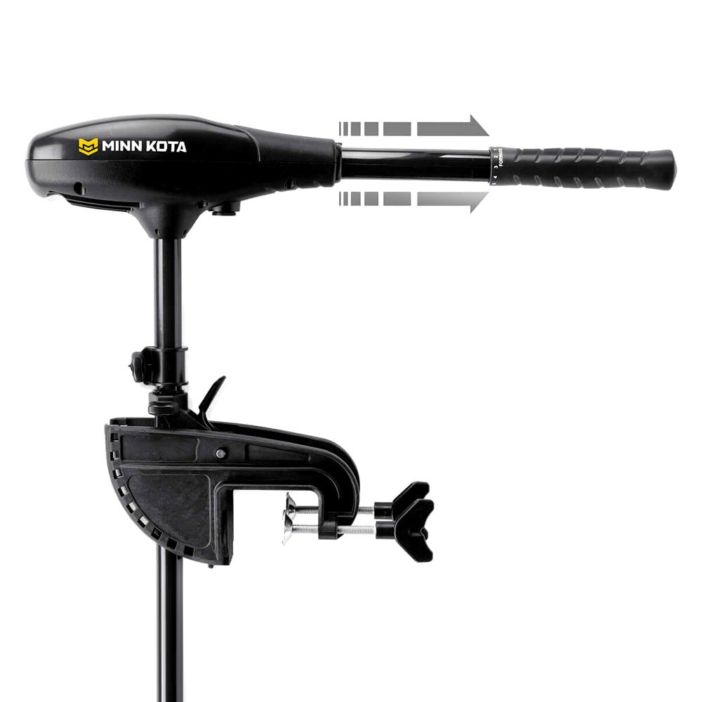 Minn Kota® 1352155 - Endura Max 12V 55 lb 36