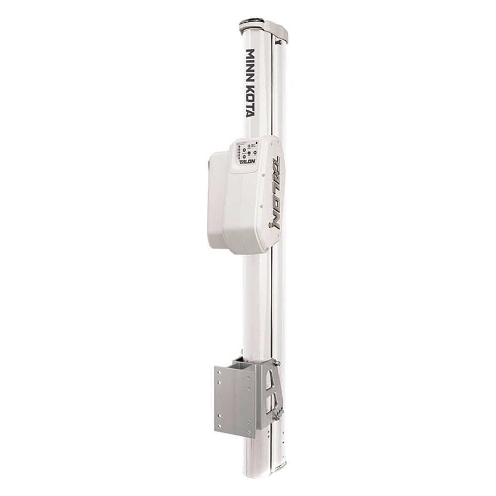 Minn Kota® 1810445 - Talon 10' White Bluetooth Shallow Water Anchor