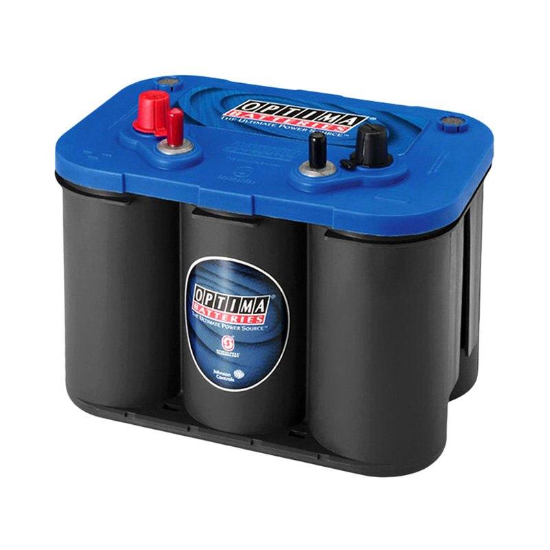 Optima Blue Top >> Optima 8006 006 Bluetop 50ah Battery Boatid Com