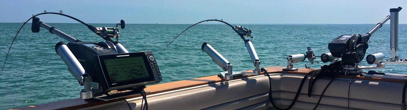 Attwood Marine 9709-7 MINI DOWNRIGGER KIT