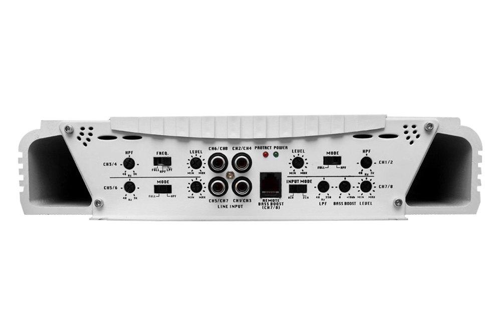The Gem Classa Ab Amplifier