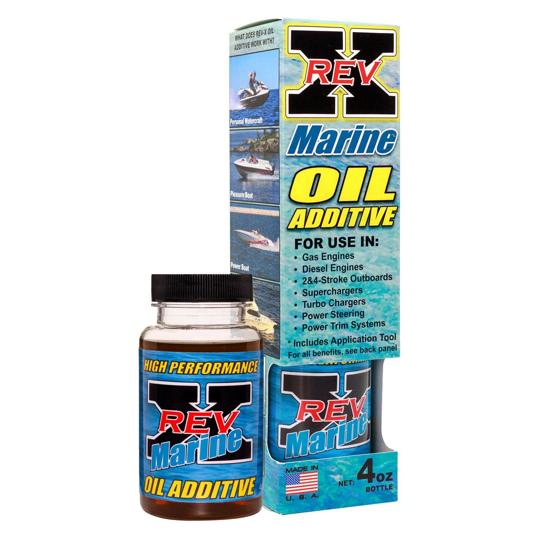 REV-X® REV0401BM - Marine Oil Additive