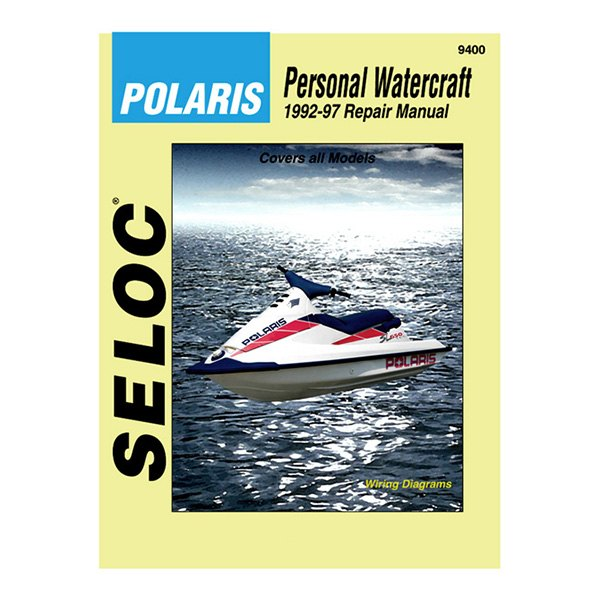 seloc u00ae 9400 service manual polaris 1992 97 boatid com Polaris Service Manuals PDF Polaris Snowmobile Service Manual
