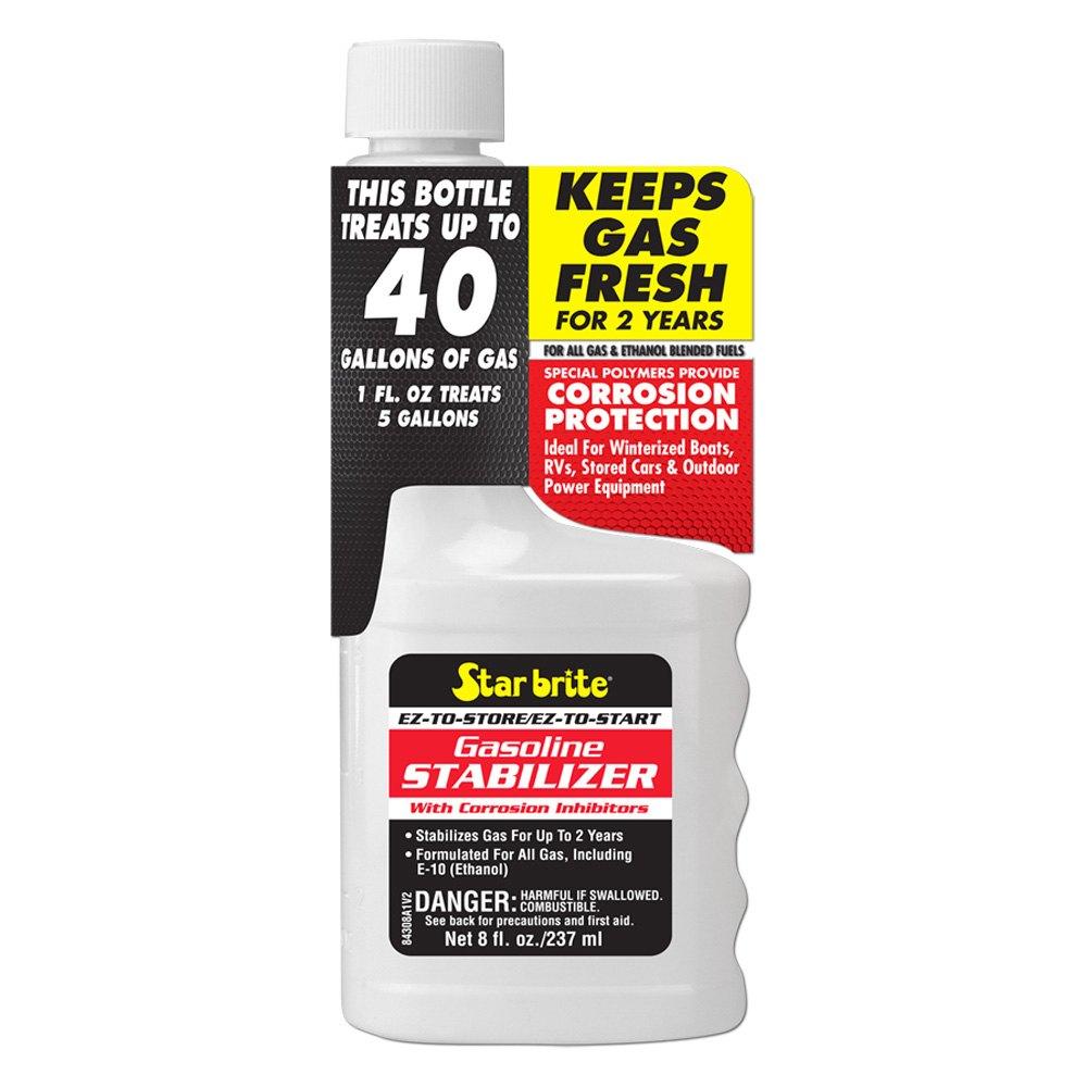 Star Brite® 084308P EZ Store EZ Start 8 oz. Gas Fuel Additive