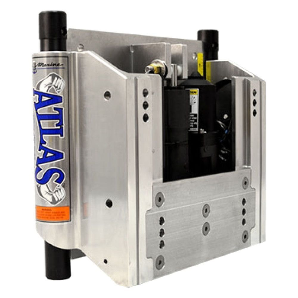 T H Marine Atlas Hydraulic Jack Plate For Wiring Harness 4 Setback Heavy Duty Platet 6 8